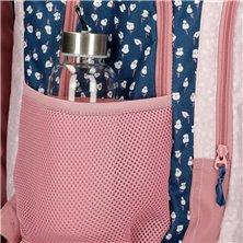 Juego de maletas Mickey Style hero rígidas 55-70cm