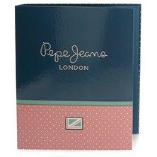 Maleta de cabina rígida Circle Mickey Roja