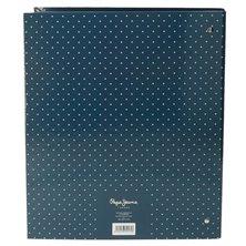 Maleta correpasillos 2 ruedas multidireccionales Circle Mickey Azul