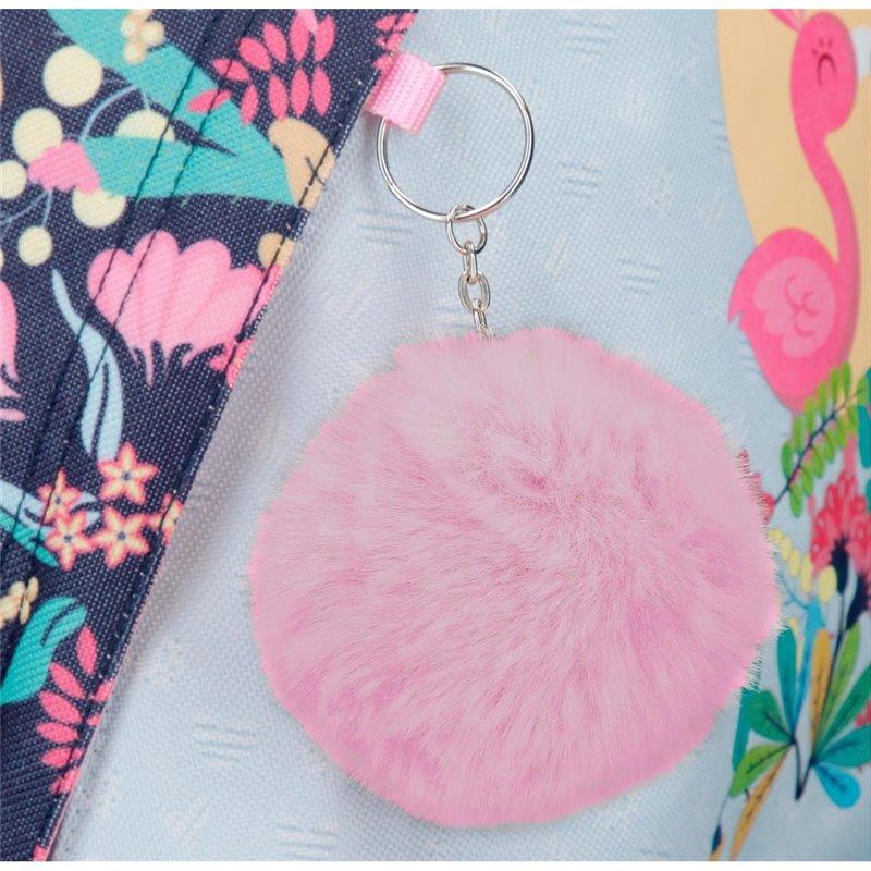 Maleta correpasillos 2 ruedas multidireccionales Spiderman Geo azul