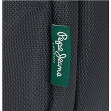 Maleta mediana Mickey letras rígida 68cm negra