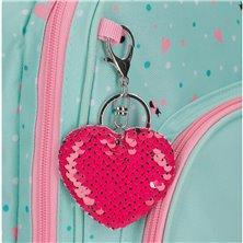 Juego de Maletas Mickey rígidas 55-68cm The one en azul