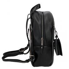 Juego de Maletas Mickey letras rígidas 55-68cm en negro