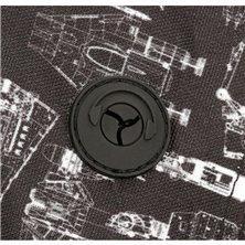 Neceser ABS Mickey Mouse Adaptable Azul