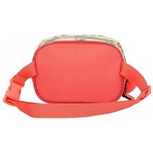 Maleta infantil Minnie Pink Vibes con ruedas multidireccionales