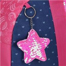 Juego de maletas El Potro Ride Azul 55-69cm