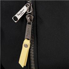 Maleta Mediana Sky Avengers rígida 68cm Negra