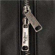 Maleta Infantil Minnie Rainbow con 2 ruedas multidireccionales