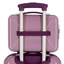 Maleta infantil 2 ruedas multidireccionales Minnie Joy