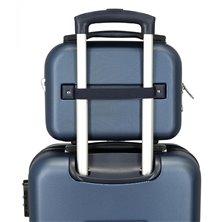 Maleta infantil 2 ruedas multidireccionales Little Me Unicorn