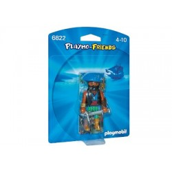 PIRATA DE PLAYMOBIL 6822