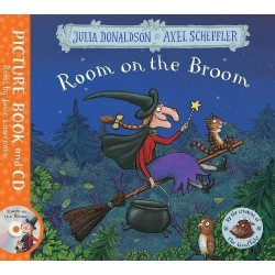 ROOM ON THE BROOM BOOK AND...