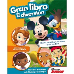 DISNEY JUNIOR GRAN LIBRO DE...