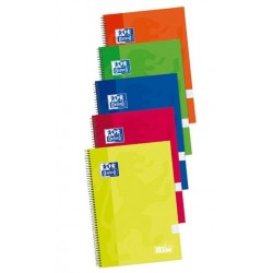 BLOC OXFORD FOLIO 80H 4X4...