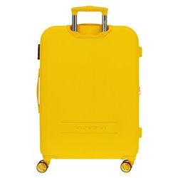 Maleta grande Movom Turbo rosa